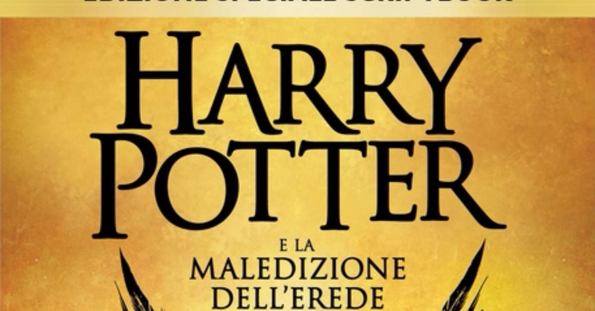 Vecchia traduzione per i vecchi lettori di Harry Potter