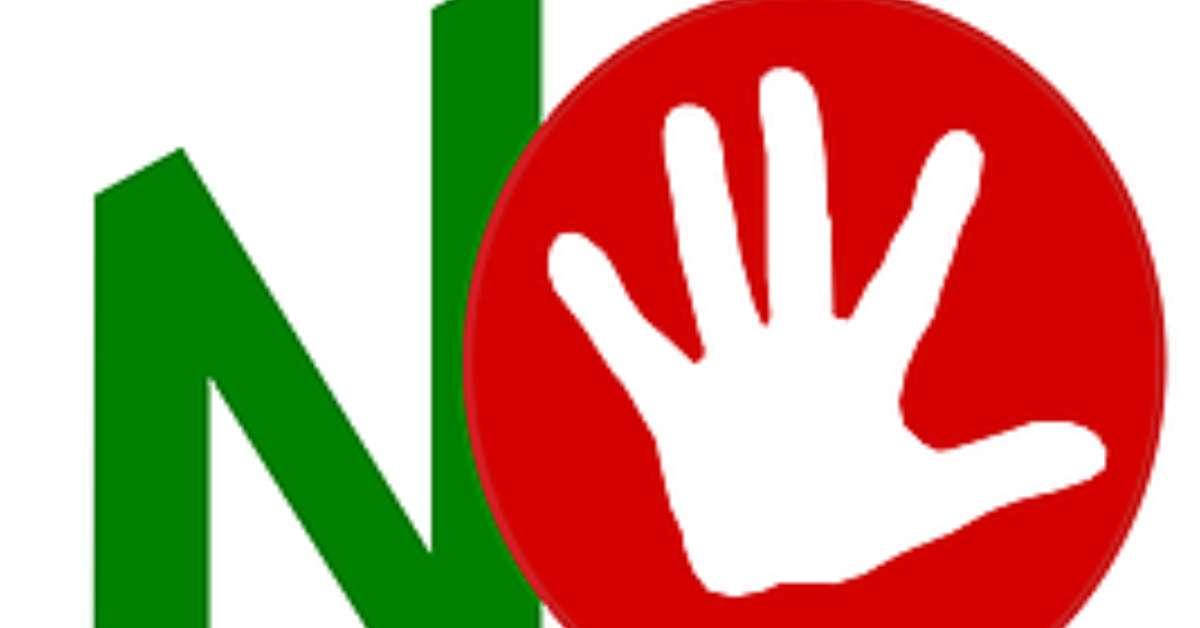 Noi del Chivassese votiamoNO alla riforma costituzionale