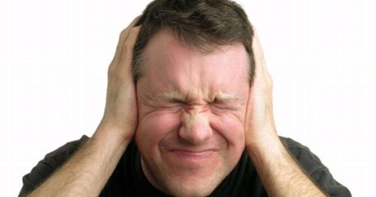 Danni da eccesso di rumori