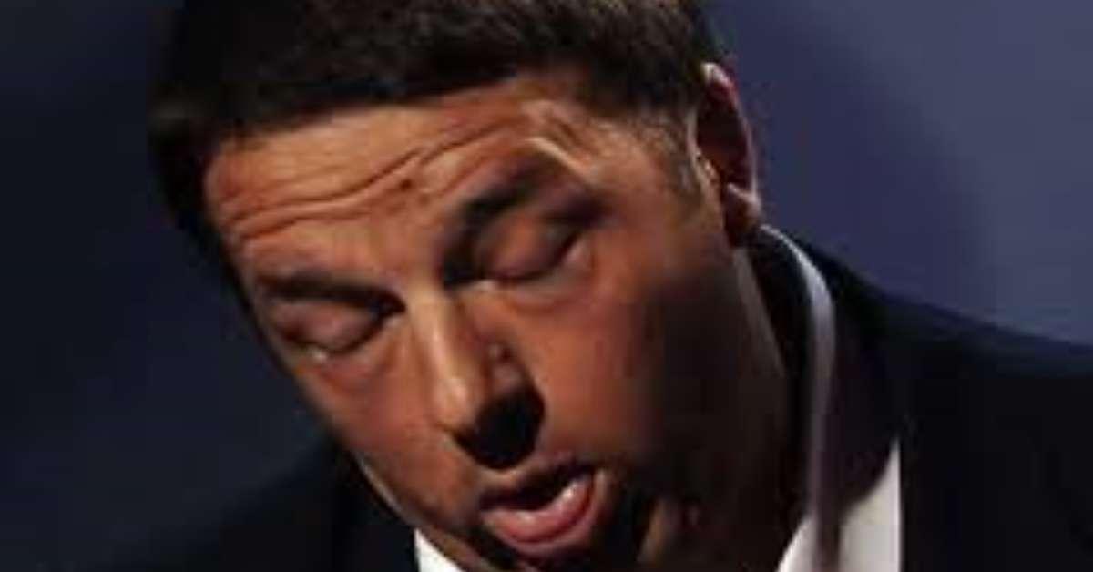 Cacciare Renzi dalla politica
