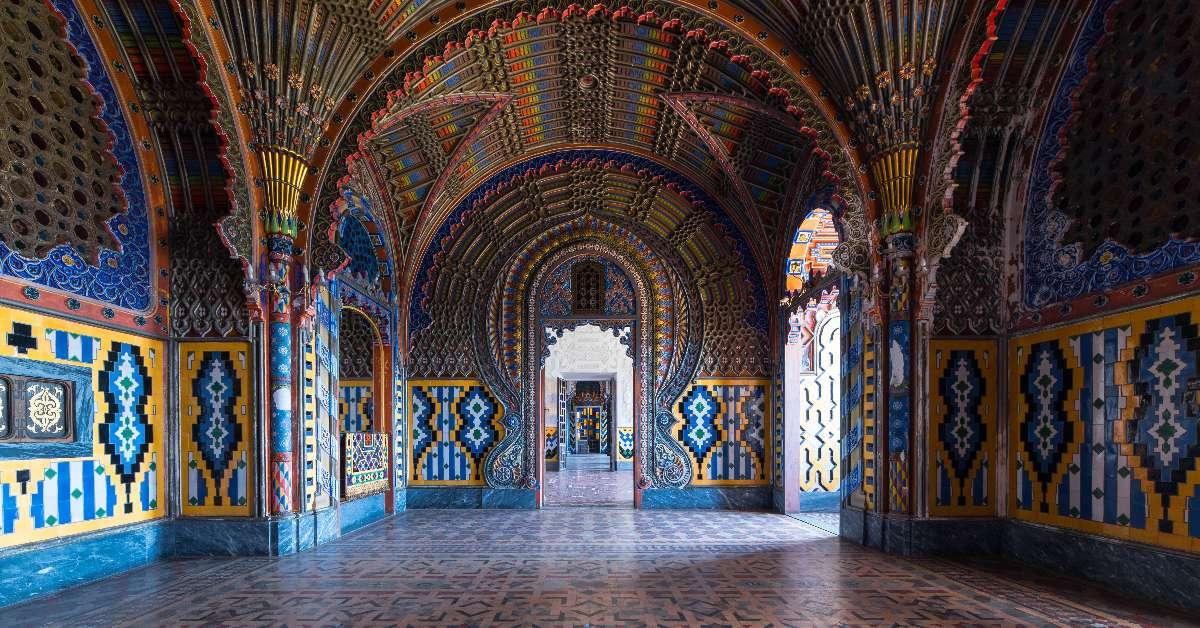 **Salviamo il Castello di Sammezzano!!** Toscana