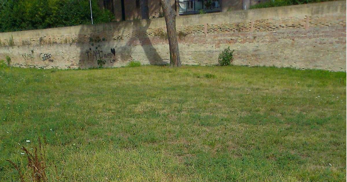 Parchetto cani ex Callegari Ravenna