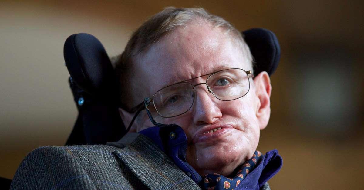 Premio nobel per la fisica 2017 a Stephen Hawking!