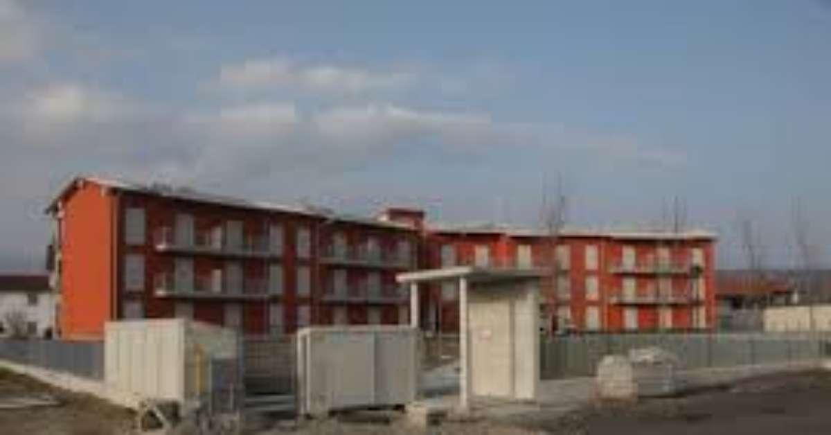 Costruzione  nuovi alloggi popolari nel distretto di Giar