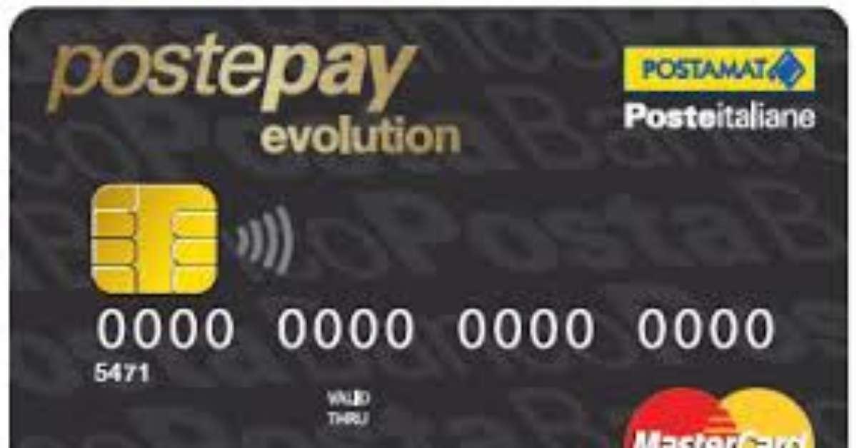 Prestiti su postepay evolution garanzia dello Stato