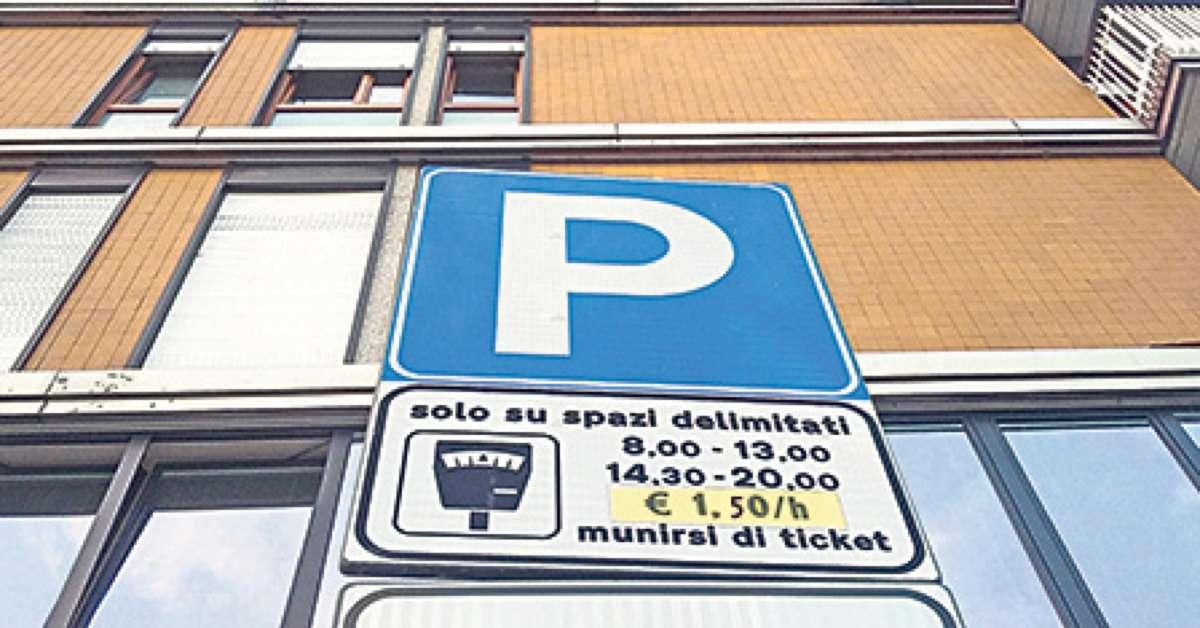 Contro l'aumento del costo dei parcheggi e abb. a Potenza