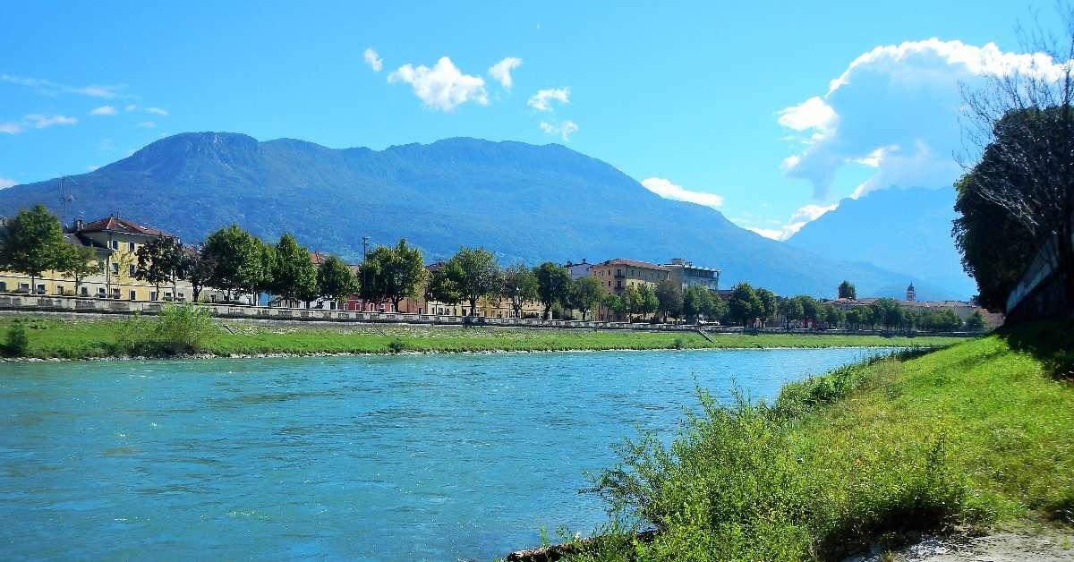 PESCA LIBERA IN ADIGE (Trento)