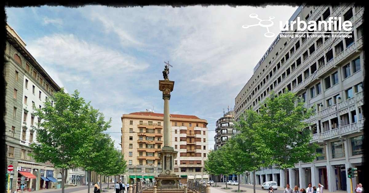Riqualificazione Largo Augusto Milano
