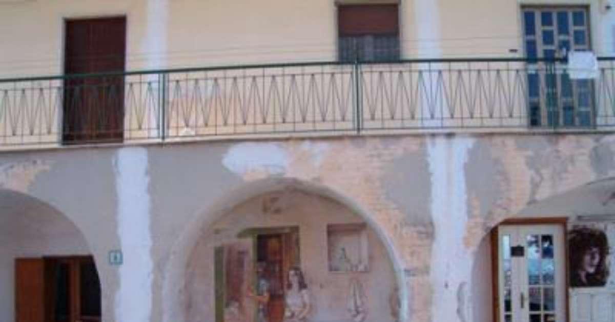 Rivivere, restaurare incrementare i murales di Faiano