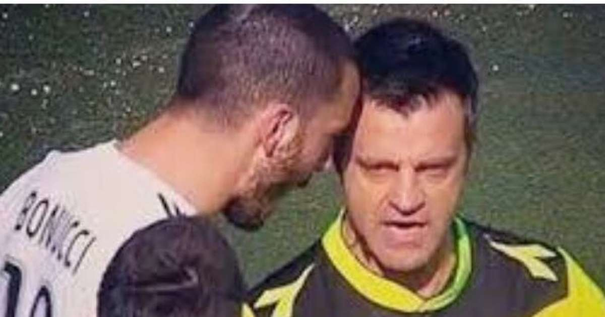 Radiamo L arbitro Rizzoli!