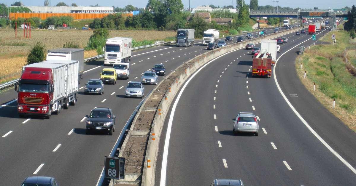 A18 e A20 : Autostrade a pezzi e rattoppate.