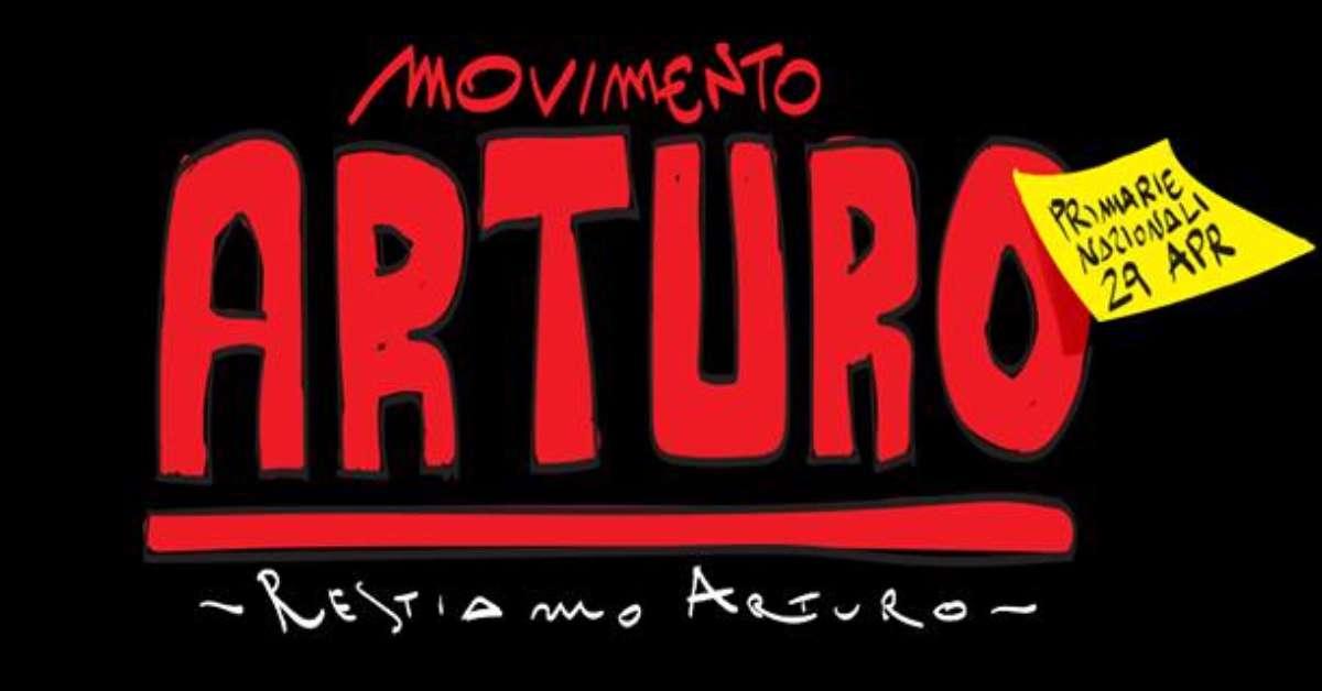Movimento Arturo nello spazio