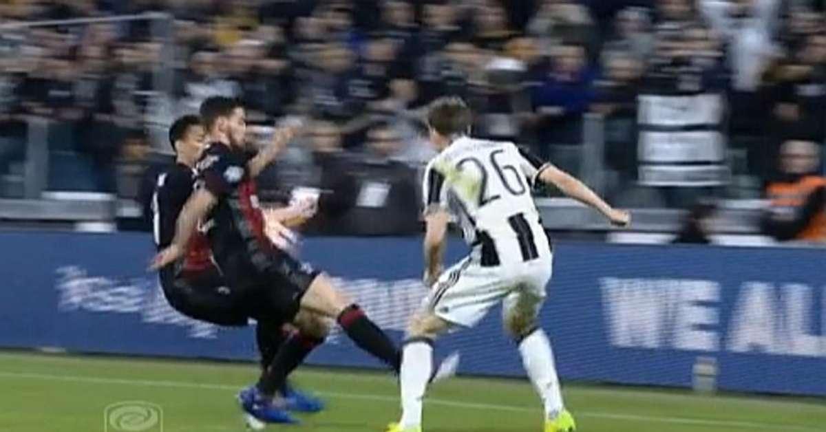 Facciamo arbitrare la Juventus dagli arbitri stranieri