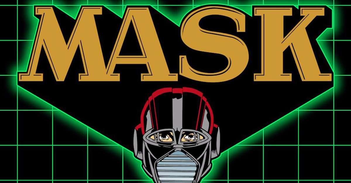 M.A.S.K. (1985) SERIE COMPLETA 75 EPISODI ITALIANO