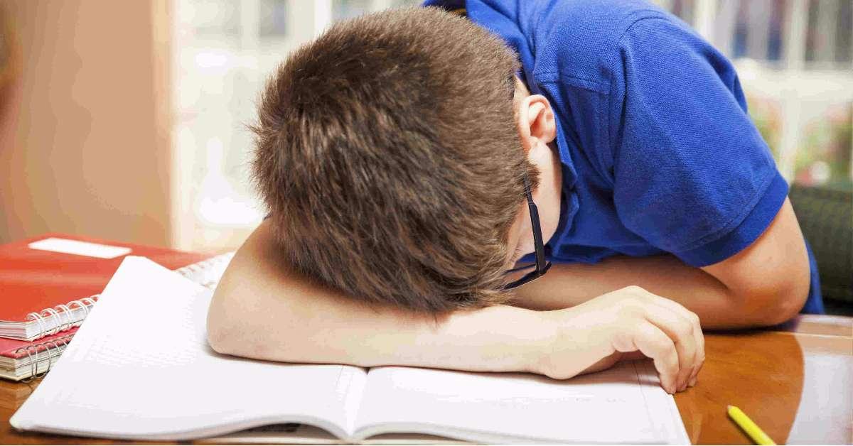 Applichiamo la legge esistente #no compiti il lunedì