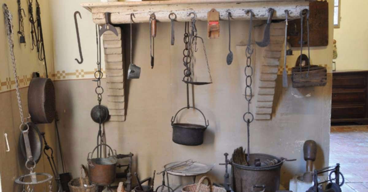 Riapertura Museo Pergoli (FC) Sez. Civiltà Contadina