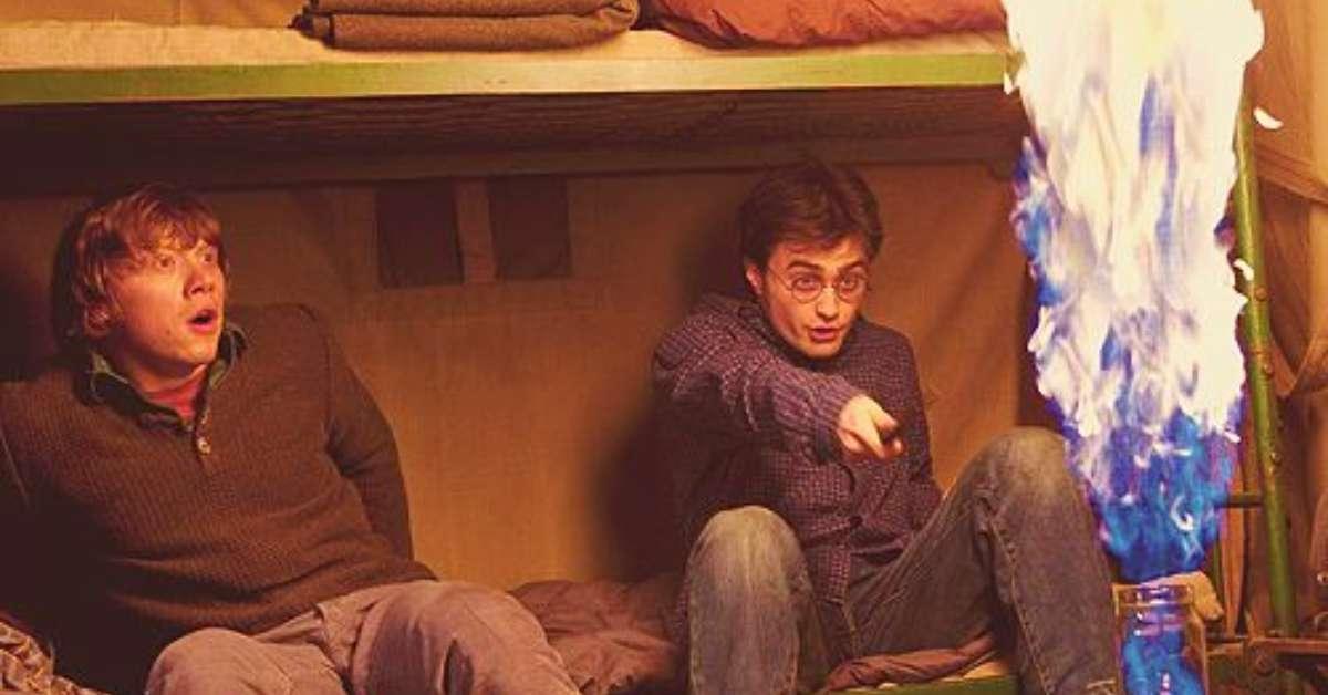DAMNATIO MEMORIAE Harry Potter