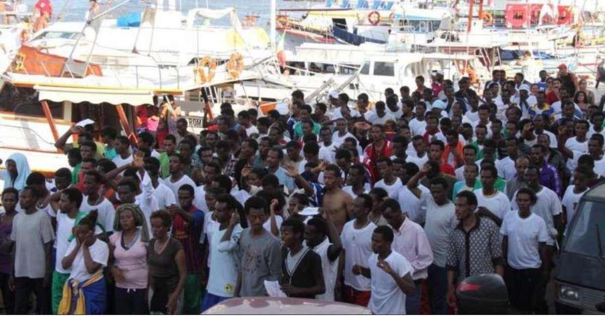 Chiusura Porti per blocco navi ONG