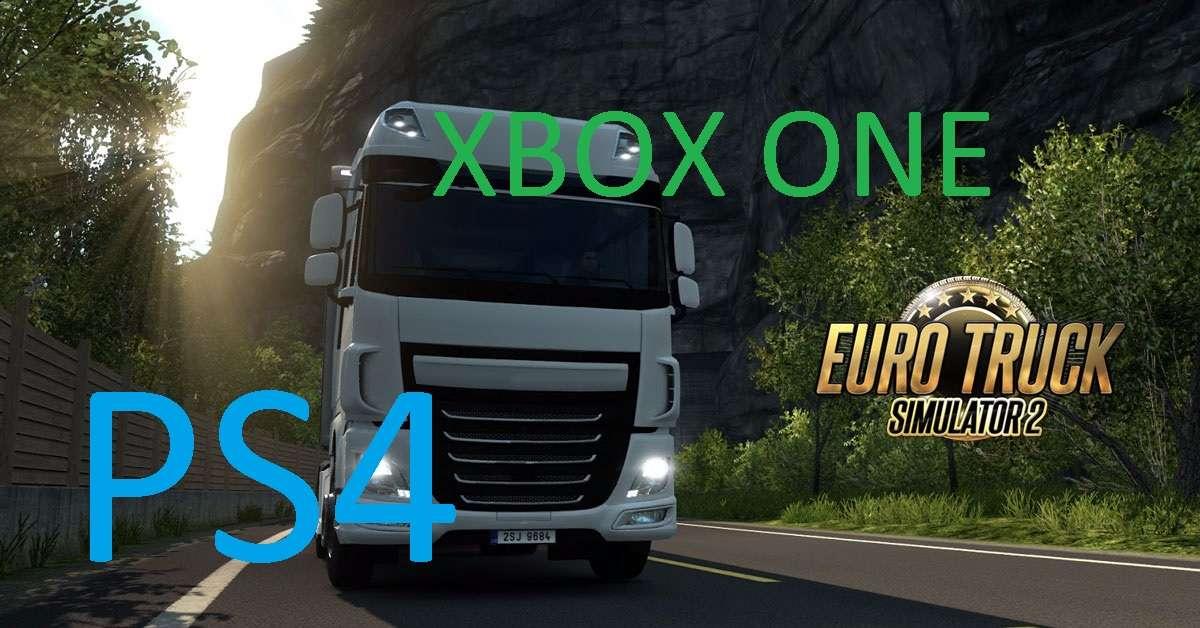 Portare Euro Truck Simulator anche su console