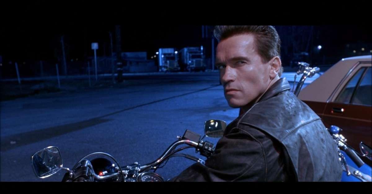 Terminator 2 in BD e UHD BD