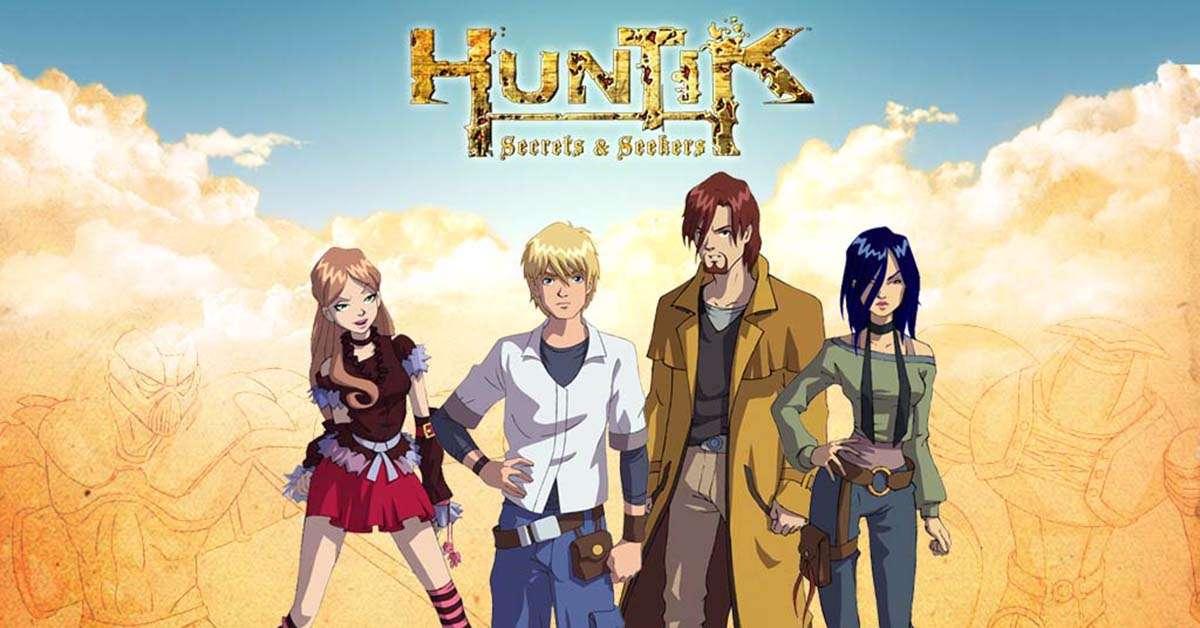 Terza stagione Huntik