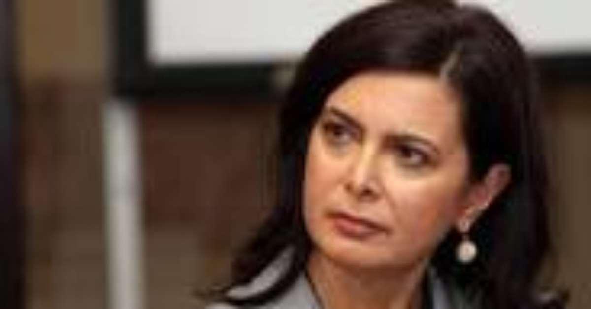 Dimissioni di Laura Boldrini