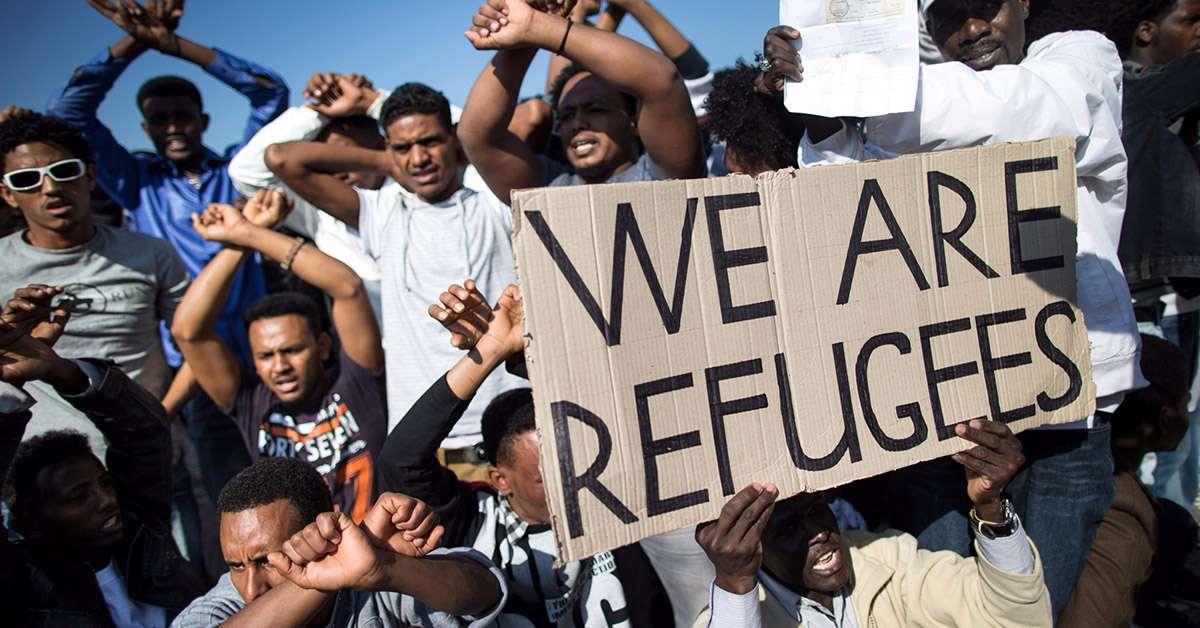 Rimpatriamo i non aventi diritto asilo politico