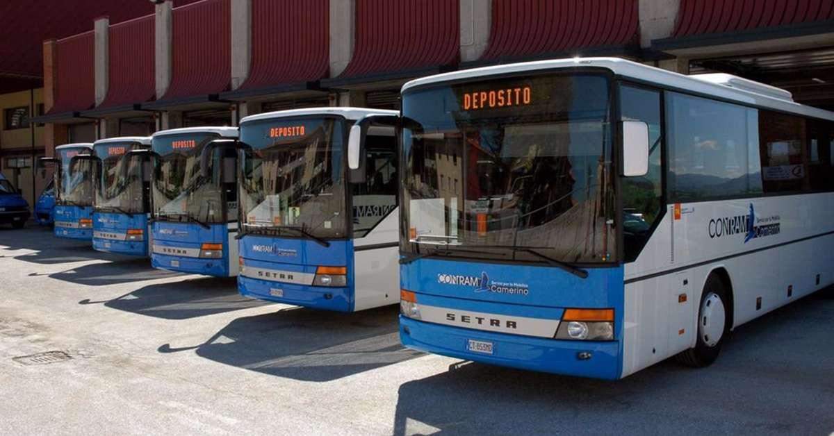 Corse autobus Camerino