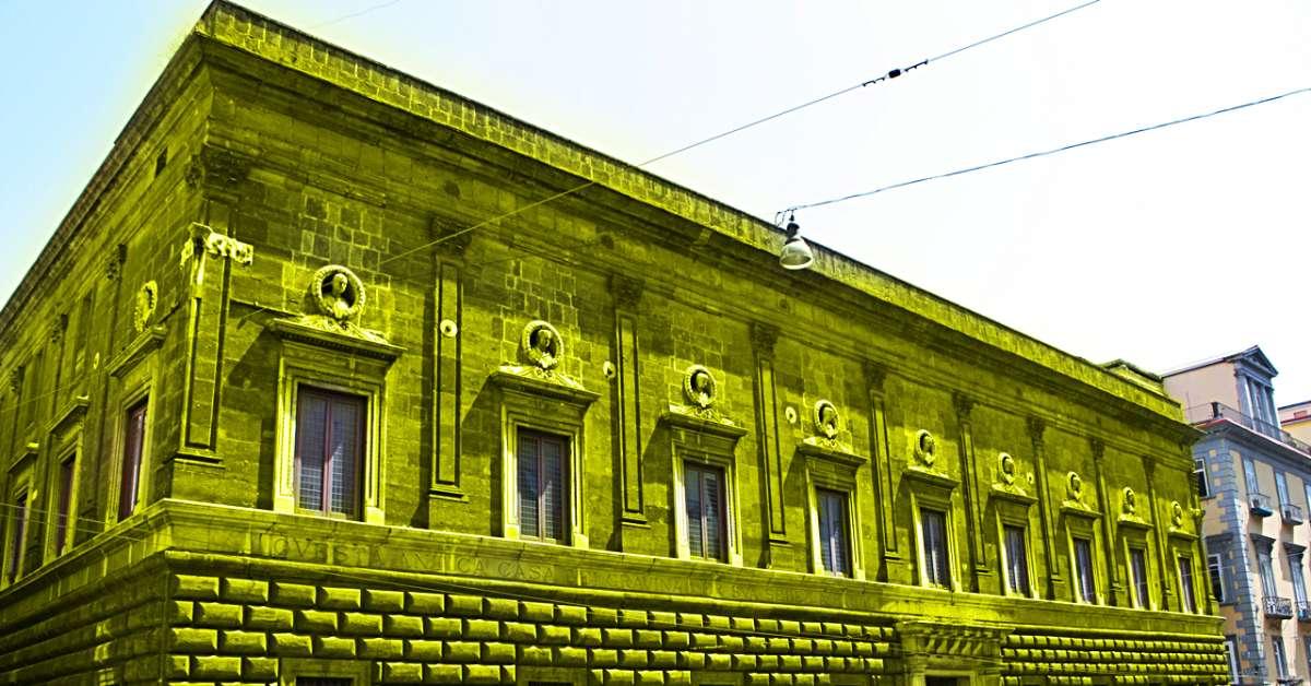 Dipingiamo di GIALLO Palazzo Gravina!