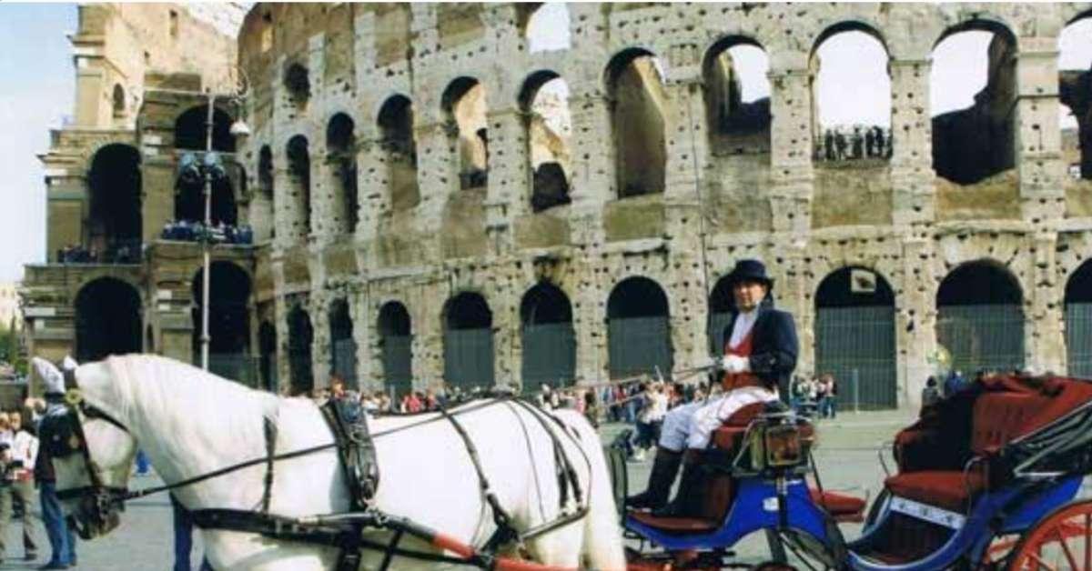 Per il benessere fisio-psichico del turista a Roma
