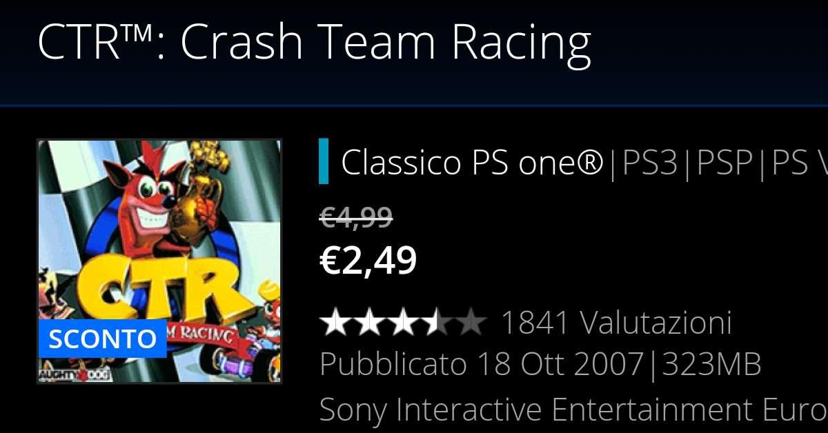 Giochi in sconto anche per PS4