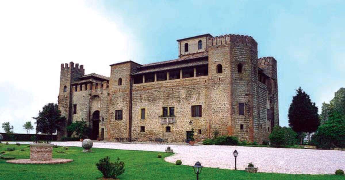 No alla chiusura del Castello di Valbona (PD)