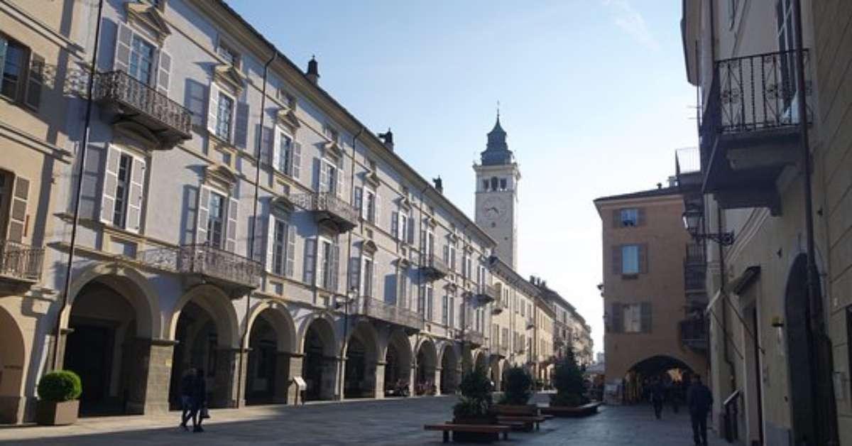 da Cuneo a Borgo
