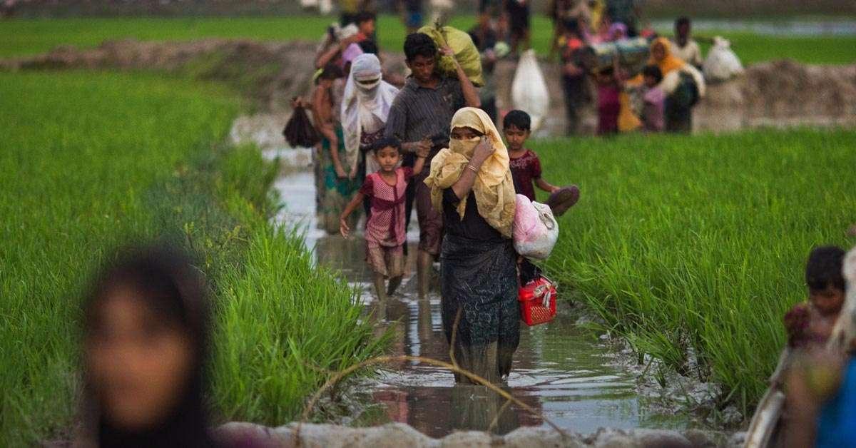 Il dramma dei Rohingya: Bisogna agire subito per i rifugiati in fuga dal Myanmar