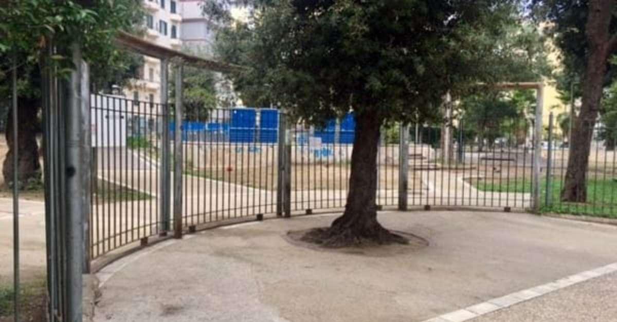 Firma per la riapertura in sicurezza del Parco Mascagna