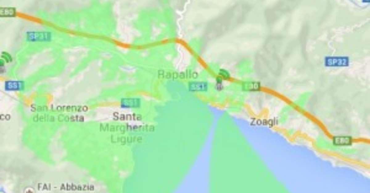 RIPETITORE S. AMBROGIO DI ZOAGLI (GE)