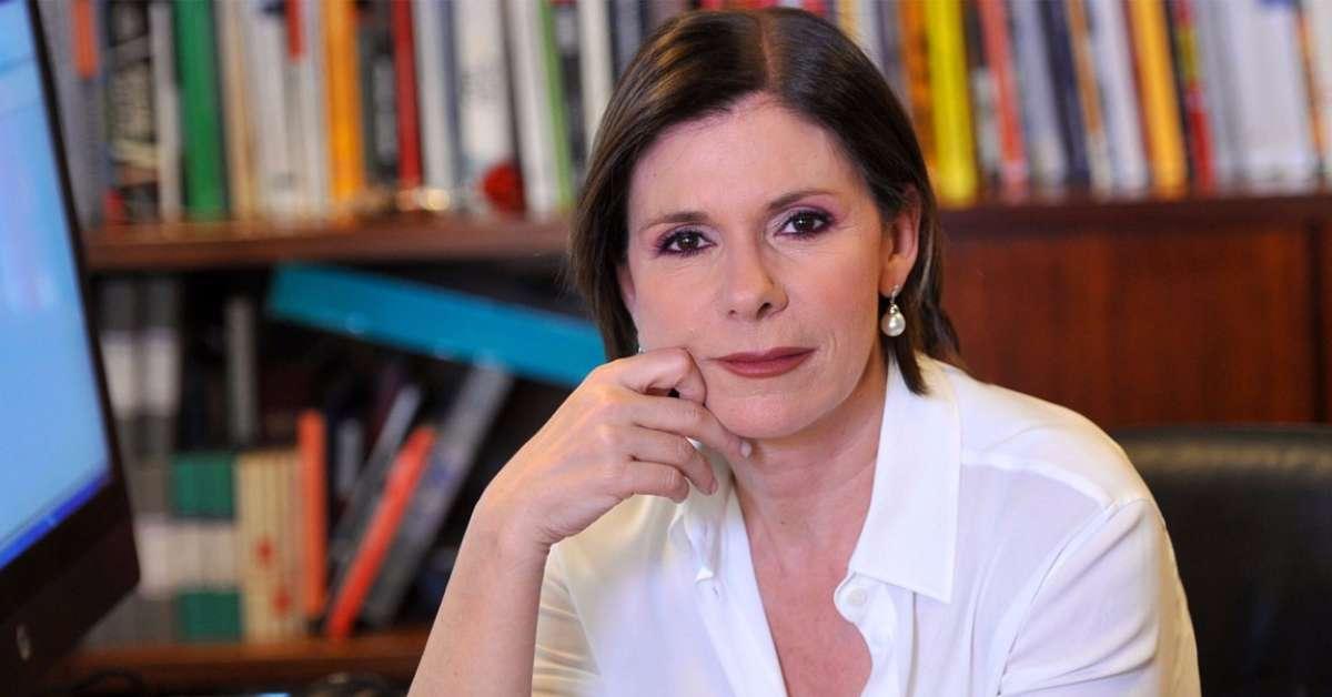 Bianca Berlinguer leader della sinistra italiana.