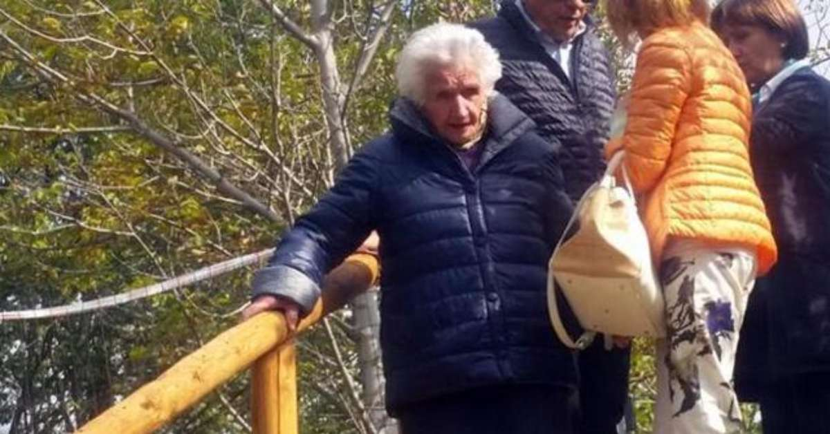 Salviamo Nonna Peppina