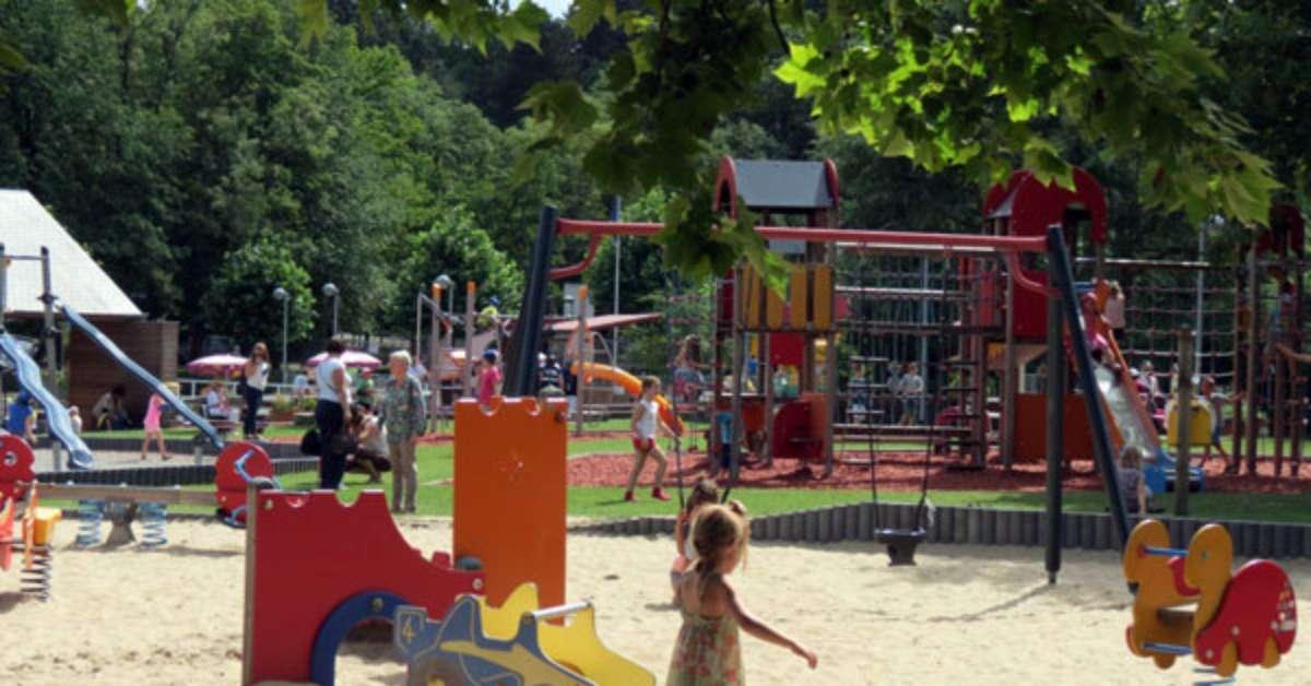 Riqualifica parchi giochi sul territorio di Gravina