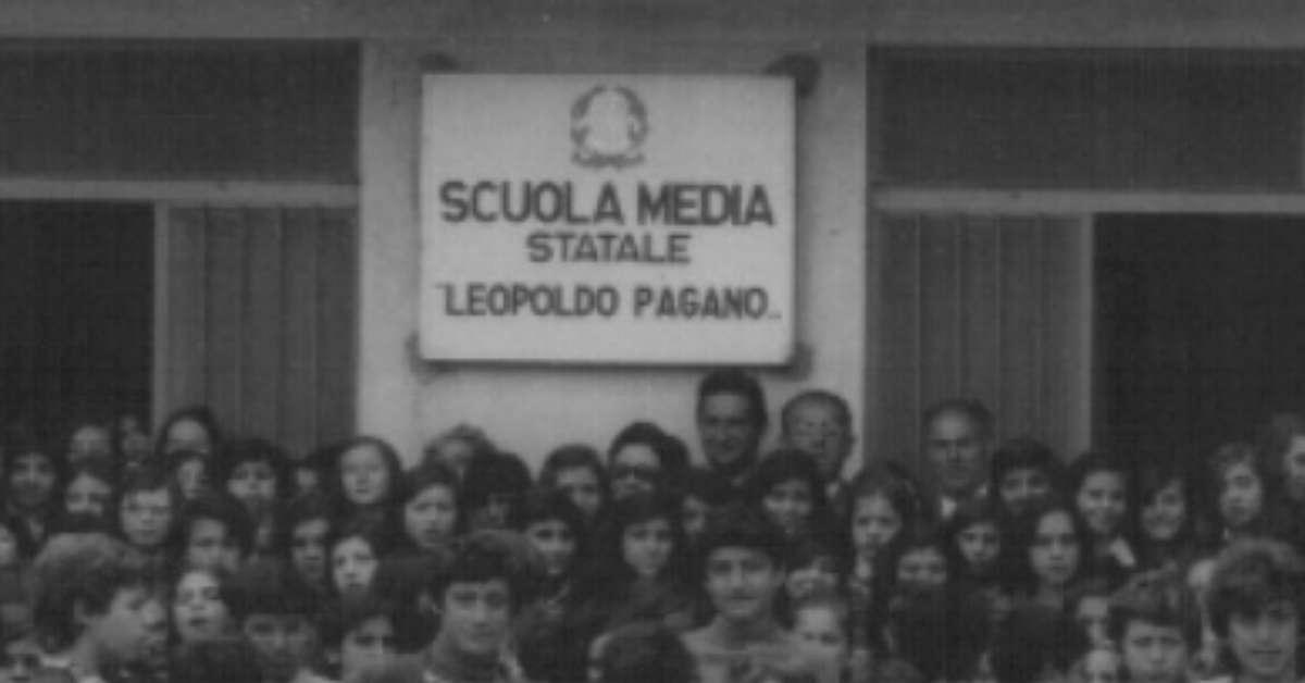 LEOPOLDO PAGANO NON SI TOCCA