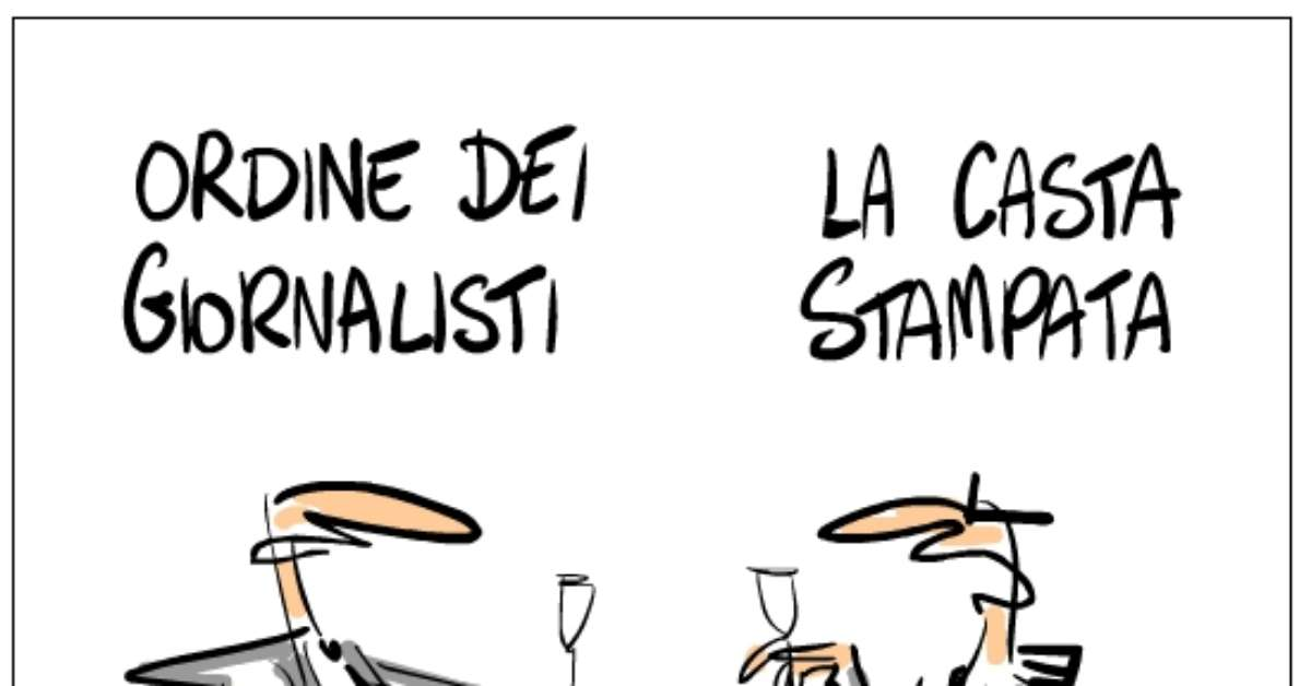 Rompiamo il muro del silenzio sull'Ordine dei Giornalisti