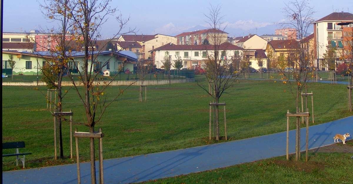 Installazione telecamere Parco Paradiso Grugliasco