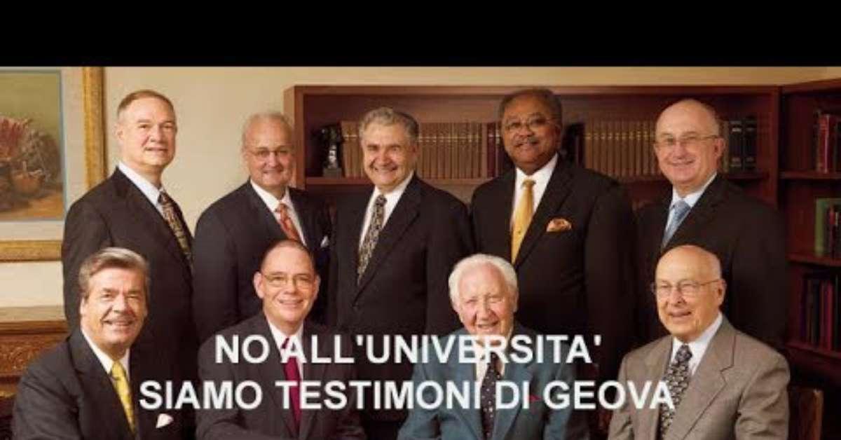 Mettiamo al Bando i Testimoni di Geova in Italia
