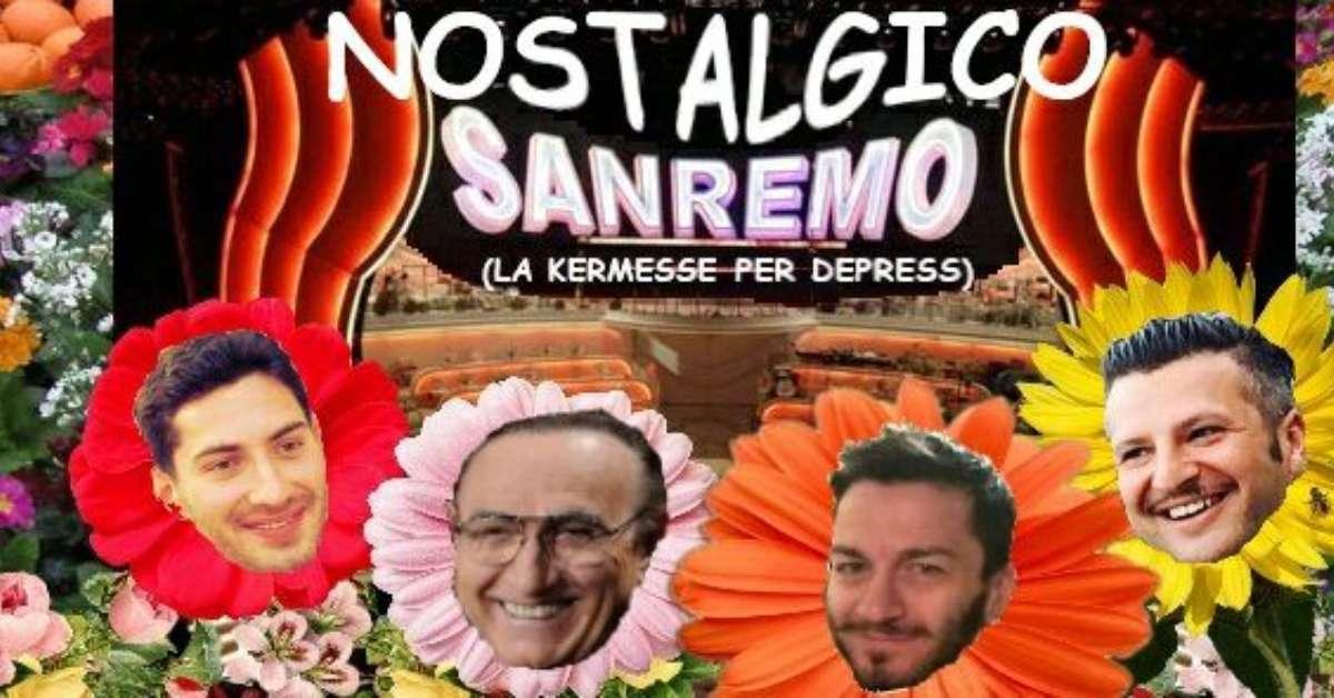 Nostalgico Sanremo Seconda Edizione
