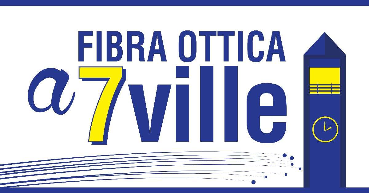 FIBRA OTTICA A SETTEVILLE DI GUIDONIA