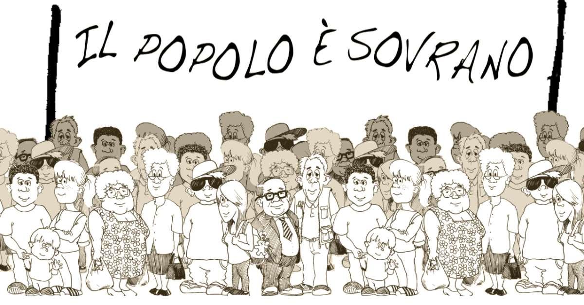 Pres.Mattarella il popolo è sovrano ed ha scelto M5S