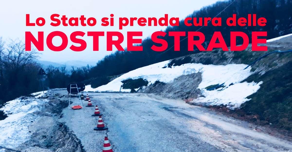 SISTEMATE LE NOSTRE STRADE