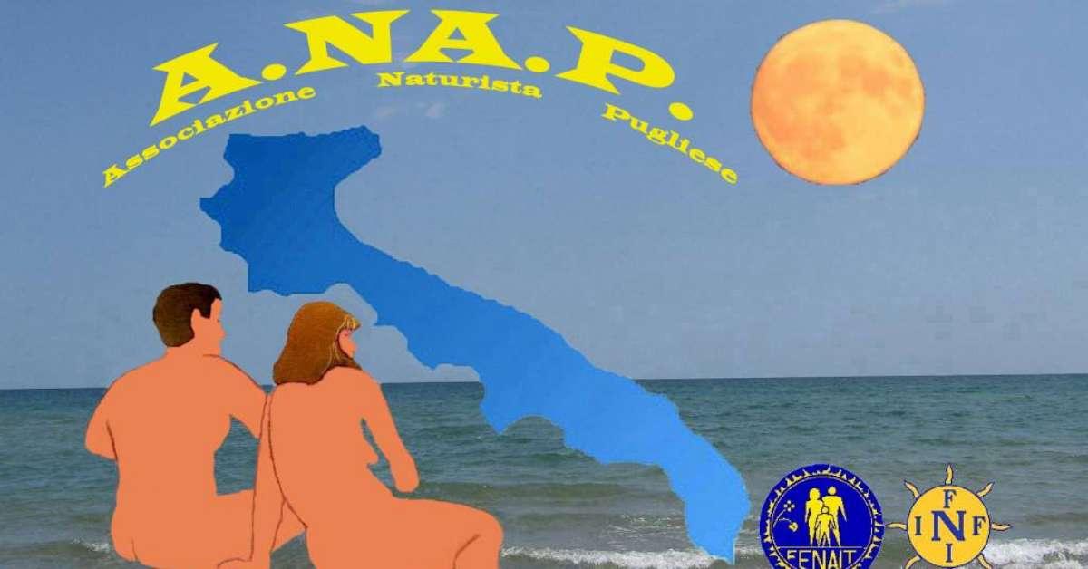 Legalizziamo anche in Puglia zone Naturiste