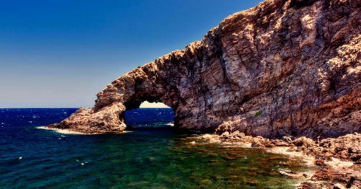 Ridisegnamo il Parco Nazionale di Pantelleria