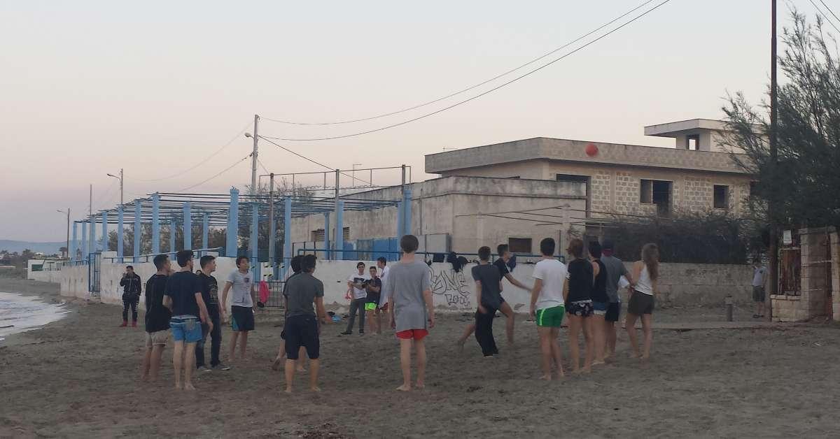 SalviAMO la spiaggia di Torre Canne